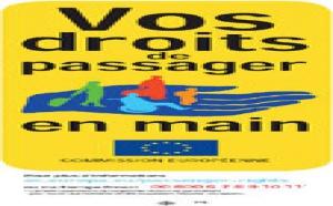 Droit des passagers : l'UE lance une campagne européenne