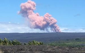 Hawaï un volcan sème la pagaille sur l'île