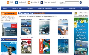 Brochuresenligne.com : 200 catalogues feuilletables en ligne