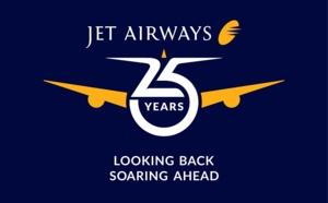 Jet Airways fête son quart de siècle !