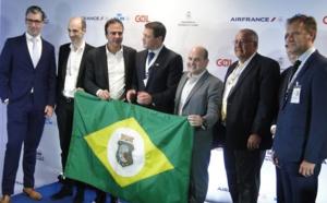 Air France - KLM, Joon : vol inaugural vers Fortaleza, la fête gâchée...