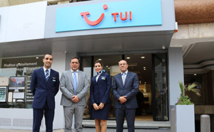 TUI FLY implante son premier TUI Store au Maroc
