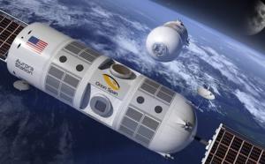 Tourisme spatial : les premières résas hôtelières dans l'espace sont ouvertes