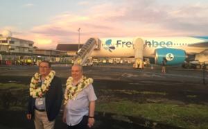 French Bee à Tahiti : la nouvelle guerre du Pacifique commence