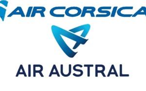 Air Austral s'associe à Air Corsica