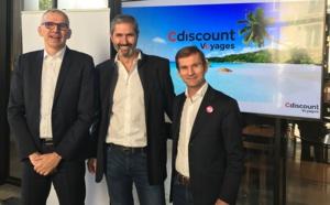 Cdiscount.com se lance dans le voyage avec MisterFly