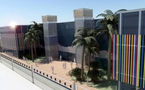 Aéroport de Nice : un palais pour les loueurs de voiture