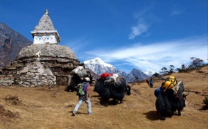 Nomade Aventure concocte 13 voyages avec la Société des Explorateurs Français