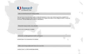 Lancement raté pour le nouveau portail internet de la France...