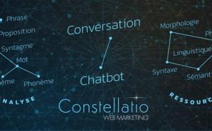 Constellatio enrichit le niveau conversationnel de votre chatbot
