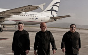 Aegean Airlines propose des menus gastronomiques