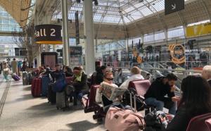 Grèves SNCF : un train sur deux en moyenne ce jeudi