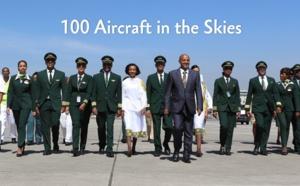 Ethiopian Airlines va prendre livraison de son 100e appareil