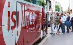 Isilines propose 20 nouvelles lignes en France et en Europe