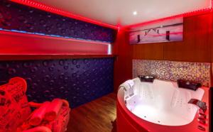 Paris : le VIP Paris équipe 6 suites de jacuzzi privatif