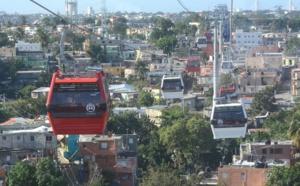 République Dominicaine : Santo Domingo inaugure son téléphérique