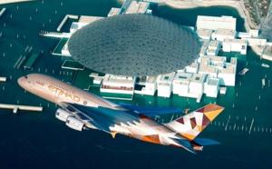 Etihad Airways : des Airbus A380 pour la ligne Abu Dhabi et Paris