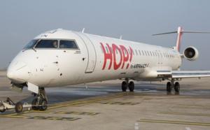 Hop! ajoute 3 vols pour Paris / Perpignan en septembre 2018