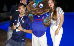 Héliades : les vacanciers pourront soutenir les bleus