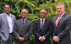 L'Alliance Vanille : les nouveaux dirigeants se rencontrent
