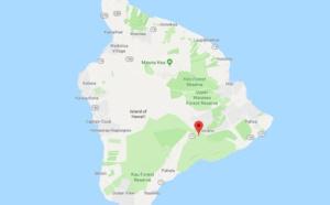 Volcan Kilauea Hawaii : risque de tsunami et d'éruption généralisée