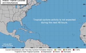 Mexique : la saison des cyclones arrive