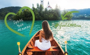 #ifeelsLOVEnia : la campagne digitale de l'office du tourisme Slovène
