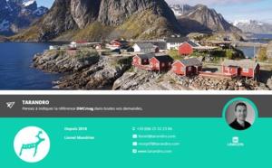 Scandinavie, Finlande : Tarandro débarque sur DMCMag.com