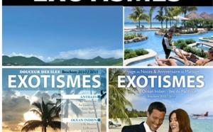 Exotismes toujours plus exotique... avec les Maldives et les hôtels Sandals !