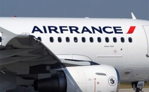 Air France : 1 million de sièges à 48€ l'aller simple