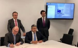 L'OMT signe un partenariat avec l'IE Business School