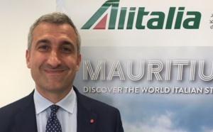 Alitalia : Aldo D'Elia nouveau country manager France