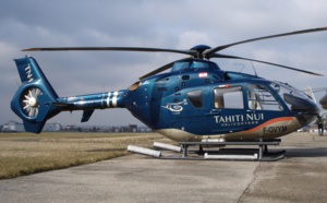 Vols loisirs : Air Tahiti Nui se lance dans les hélicoptères en Polynésie