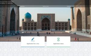 Ouzbékistan: le visa électronique sera accessible le 15 juillet 2018