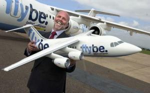 Flybe négocie le rachat de deux compagnies européennes