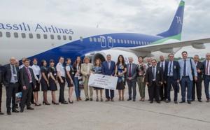 Tassili Airlines inaugure son premier vol Oran-Strasbourg