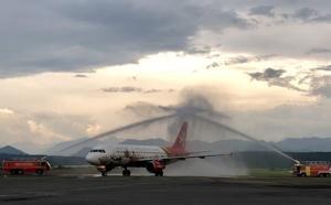 Air Malta : vol inaugural entre Lourdes et Malte