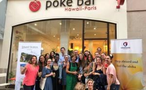 Hawaii : Soirée formation au Poké Bar !
