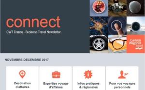 CWT : une nouvelle techno fait baisser les dépenses de voyage de 2%