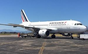 Air France : trop fatigué l'équipage annule le vol inaugural, Hop! dément