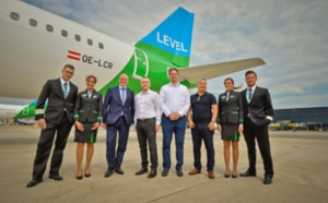 Autriche : Level décolle de Vienne