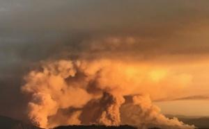 Californie : l'incendie Ferguson menace le parc Yosemite