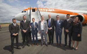easyJet accueille son premier Airbus A321neo