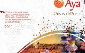 Aya va programmer l'Egypte en formule haut de gamme