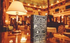 """Moscou : le Metropol crée un circuit """"A Gentleman in Moscow"""""""