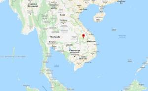 Laos : effondrement d'un barrage dans la province d'Attapeu