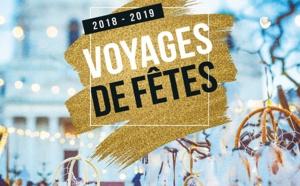 Salaün Holidays et Nationaltours éditent leur brochure Voyages de Fêtes 2018/19