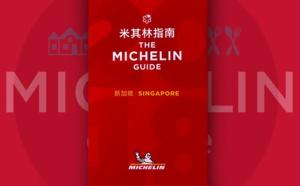 Singapour 5 nouveaux restaurants étoilés par le Guide Michelin