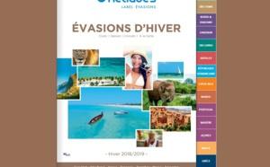 """Héliades : plein de nouveautés dans la brochure """"Évasions d'Hiver"""""""