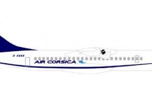 CCM Airlines devient Air Corsica